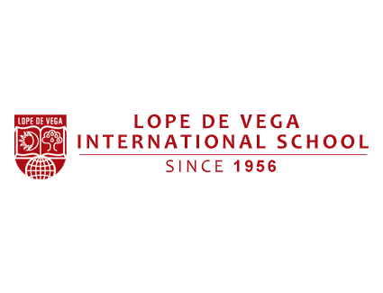 Logotipo de Lope de Vega International School, Benidorm